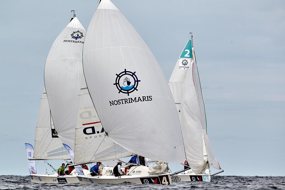 Dublet Yacht Clubu Gdańsk w 1 Lidze Żeglarskiej!
