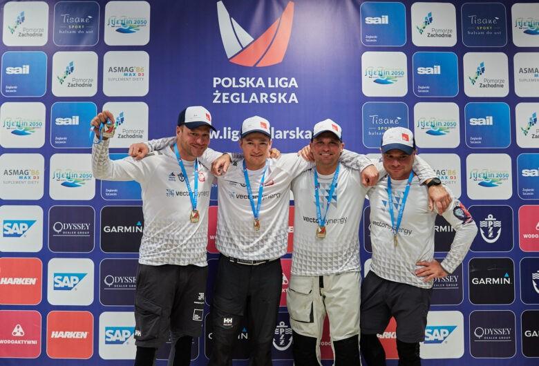 Yacht Club Gdańsk wygrywa 1 Ligę