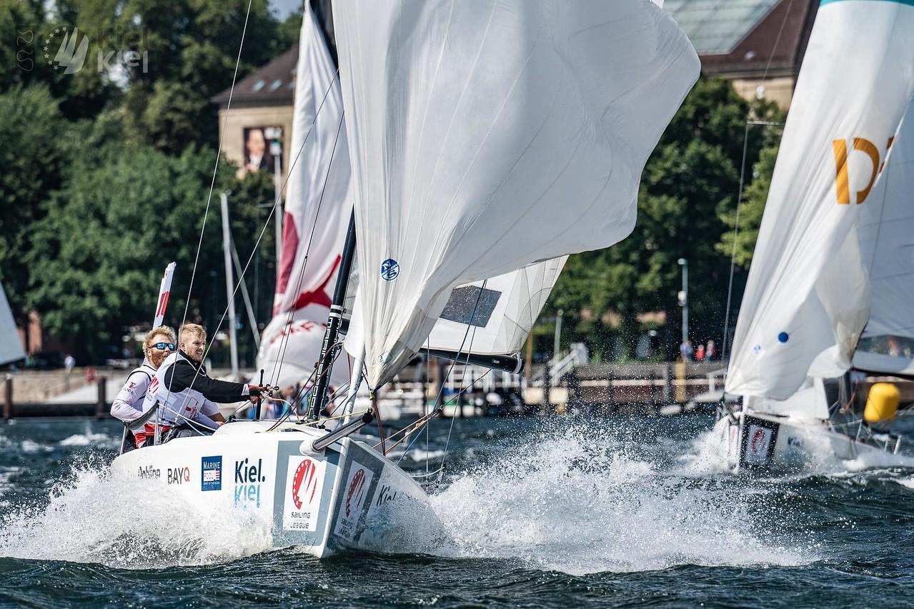 Yacht Club Gdańsk w finale Ligi Mistrzów!