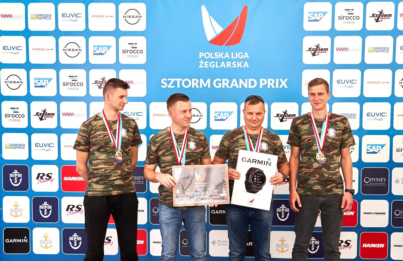 Wojskowa Akademia Techniczna wygrywa 1 Ligę!