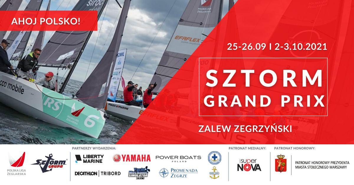 Sztorm Grand Prix zakończy sezon 1 Ligi!